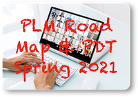 PLM Road Map & PDT Spring 2021